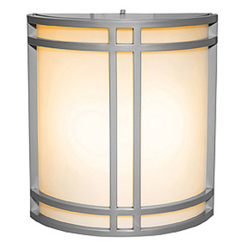 Access Lighting Artemis Collection Wet Location Wall Fixture in Satin Finish