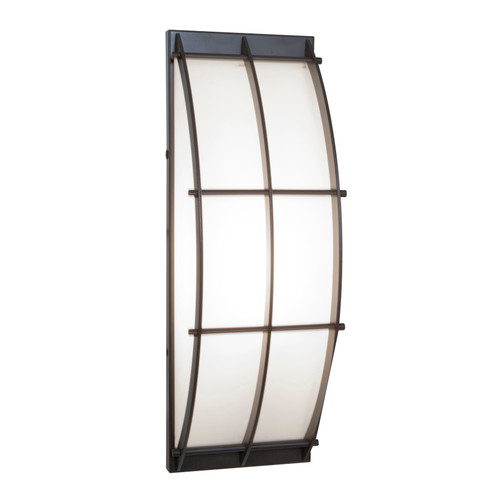Access Lighting Tyro Collection Wet Location LED Wall Fixture in Bronze Finish