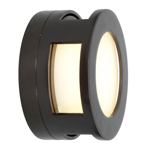 Access Lighting Nymph Collection Marine Grade Wet Location LED Wall Fixture in Bronze Finish