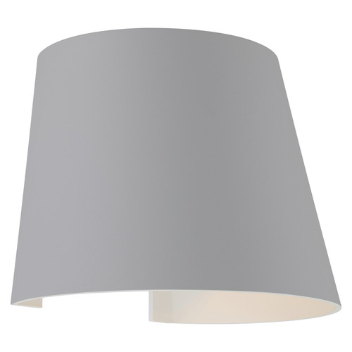 Access Lighting Cone Collection Marine Grade Adjustable Wet Location LED Wallwasher in Satin Finish