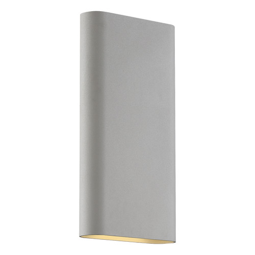 Access Lighting Lux Collection 120-277v Dimmable Bi-Directional LED Wall Sconce in Satin Finish