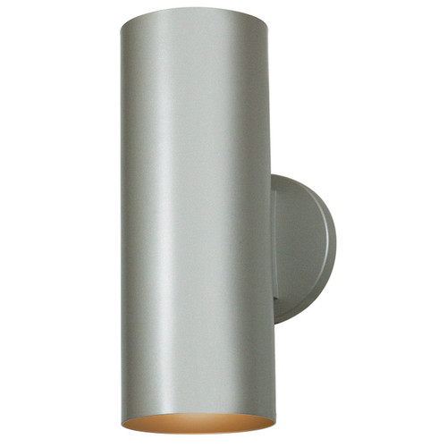 Access Lighting Poseidon Collection Damp Location Wall Fixture in Satin Finish
