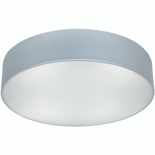 Access Lighting TomTom Collection Dimmable LED Flush Mount in Satin Finish