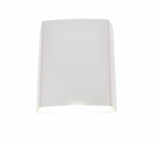 Access Lighting Adapt Collection 120-277v Wet Location Adjustable Wall Pack in White Finish