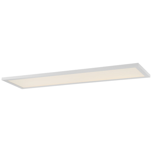 Access Lighting ModPLUS Collection Dimmable LED Flush Mount in White Finish