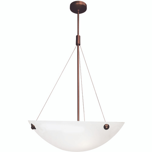 Access Lighting Noya Collection Cable Pendant in Bronze Finish