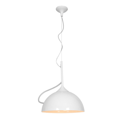 Access Lighting Magneto Collection Adjustable Angle Pendant in White Finish