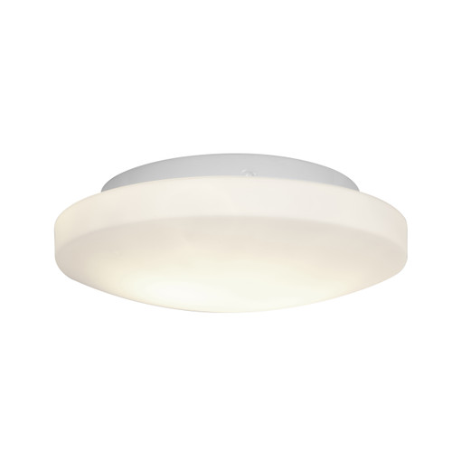 Access Lighting Orion Collection Flush Mount in White Finish