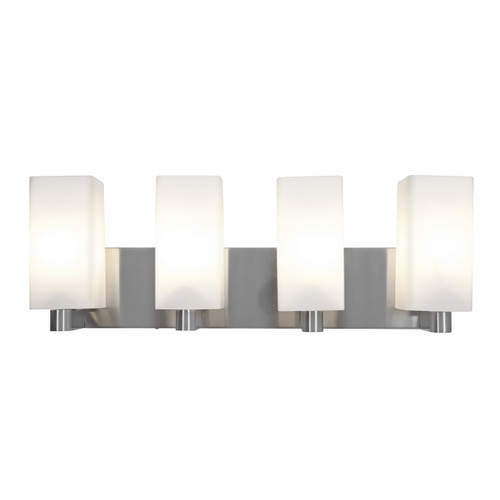Access Lighting Archi Collection Wall & Vanity in Brushed Steel Finish