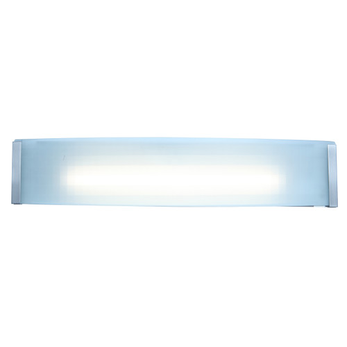 Access Lighting Helium Collection LED Wall & Vanity Fixture in Brushed Steel Finish