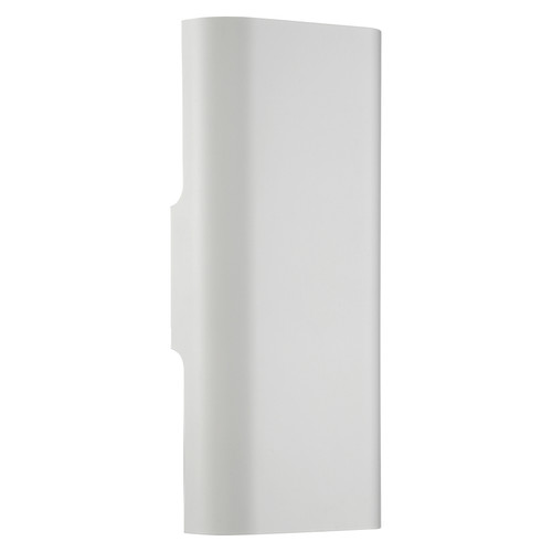 Access Lighting Bi-Punch Collection 2 Light Wall Washer in White Finish