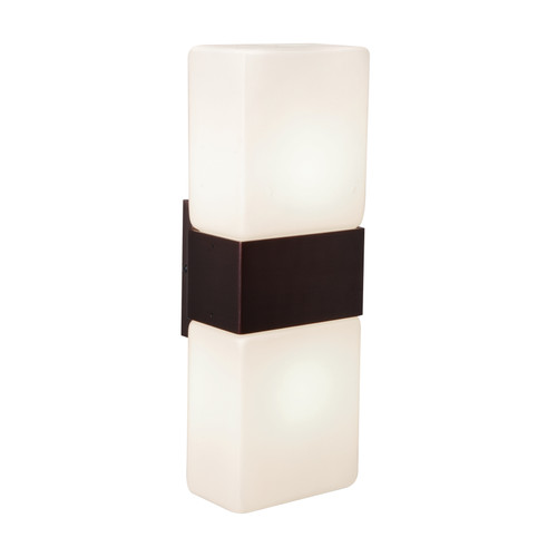 Access Lighting Nitros Collection Wall Fixture in Bronze Finish
