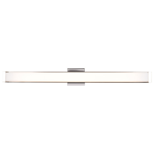 Access Lighting Fjord Collection (xl) Dimmable LED Vanity in Chrome Finish