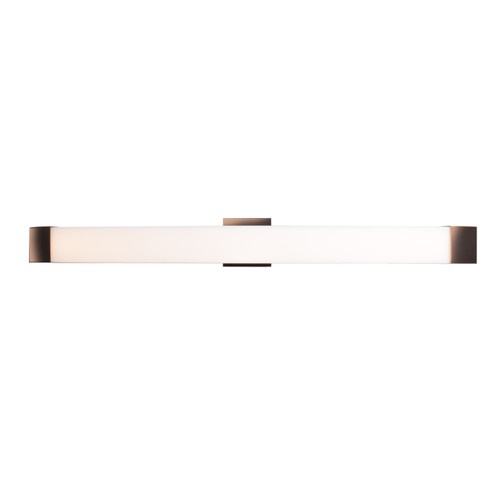 Access Lighting West End Collection Dimmable LED Vanity in Bronze Finish