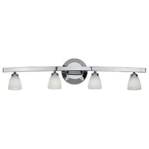 Access Lighting Sydney Collection 4 Light Vanity in Chrome Finish