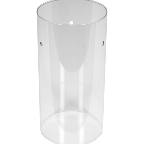 Access Lighting Clear Glass Cylinder Shade in  with Clear Glass, 23132-CLR