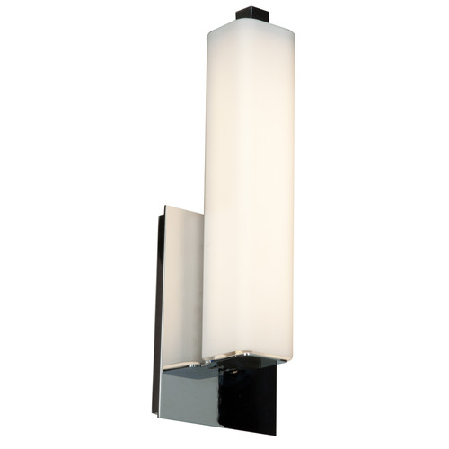 Access Lighting Chic Collection Dimmable LED Wall Sconce in Chrome Finish
