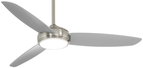 "Minka Aire 54"" 3-Blade Concept IV Smart LED Ceiling Fan with Remote Control"