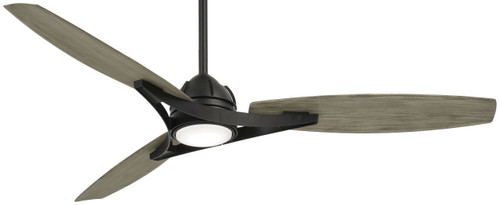 "Minka Aire 65"" 3-Blade Molino Smart LED Ceiling Fan with Remote Control"