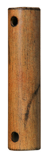 Fanimation 72-inch Downrod - Driftwood - Stainless Steel