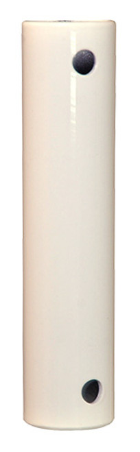 Fanimation 72-inch Downrod - White - Stainless Steel