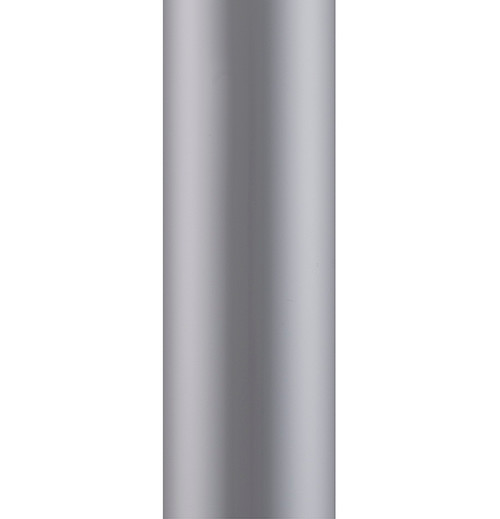 Fanimation 12-inch Extension Rod - Silver