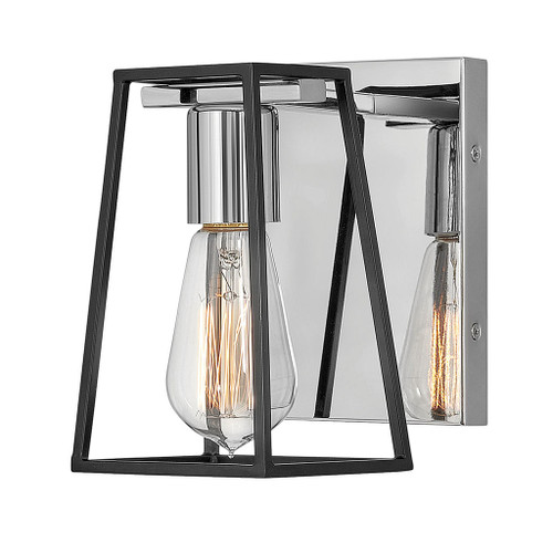 Hinkley Bath Filmore Collection Single Light Vanity in Chrome, 5160CM