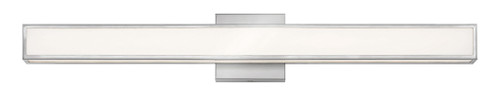 Hinkley Bath Alto Collection Large LED Vanity in Brushed Nickel, 51404BN