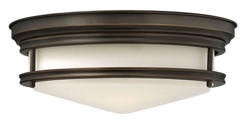 Hinkley Foyer Hadley Collection Large Flush Mount in Oil Rubbed Bronze, 3301OZ