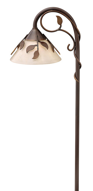 Hinkley Landscape Path Ivy Collection Ivy Path Light in Copper Bronze, 1508CB