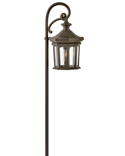 Hinkley Landscape Raley Collection Raley Path Light in Oil Rubbed Bronze, 1513OZ