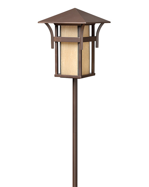 Hinkley Landscape Harbor Collection Harbor Path Light in Anchor Bronze, 1560AR