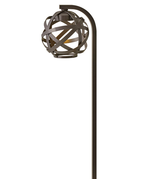 Hinkley Landscape Carson Collection Carson LED Path Light in Bronze, 1504BZ