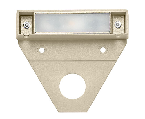Hinkley Landscape Nuvi Collection Nuvi Small Deck Sconce 10-Pack in Sandstone, 15444ST-10