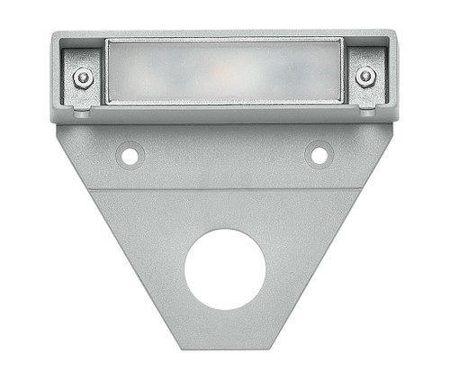 Hinkley Landscape Nuvi Collection Nuvi Small Deck Sconce 10-Pack in Titanium, 15444TT-10