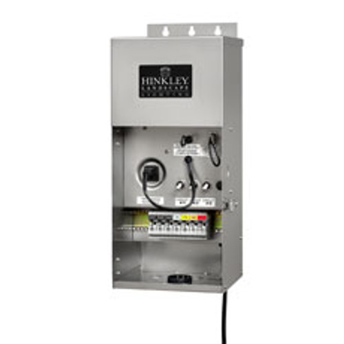 Hinkley Landscape 900W Transformer Collection 900w Transformer - Pro-Series in Stainless Steel, 0900SS