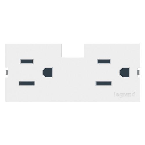 Legrand adorne Under-Cabinet Outlet Module (15A)