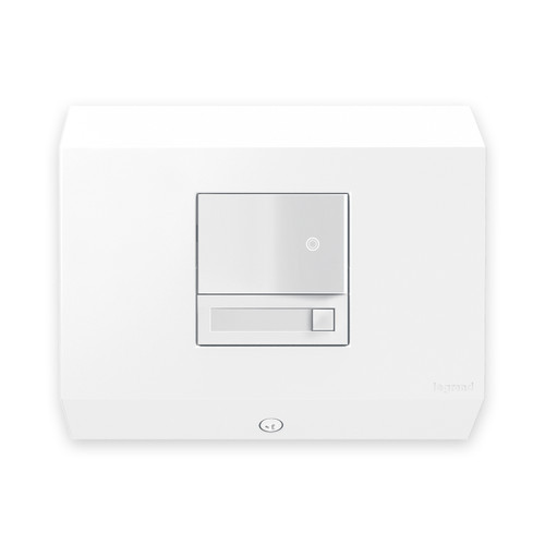 Legrand adorne Under-Cabinet Control Box with Paddle Dimmer