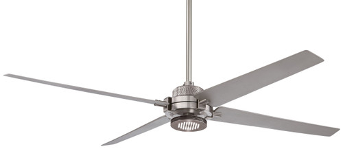 "Minka Aire 60"" 4-Blade Spectre LED Ceiling Fan with Remote Control"