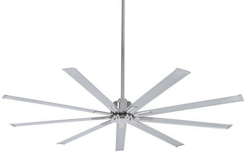 "Minka Aire Xtreme 72"" 9-Blade Ceiling Fan with Remote Control"