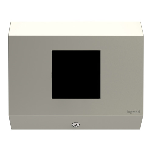 Legrand adorne Under-Cabinet 1-Gang Control Box, No Devices