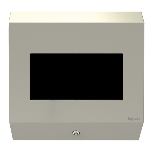 Legrand adorne Under-Cabinet 2-Gang Control Box, No Devices
