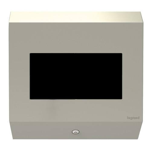 Legrand adorne Under-Cabinet 2-Gang Control Box, No Devices
