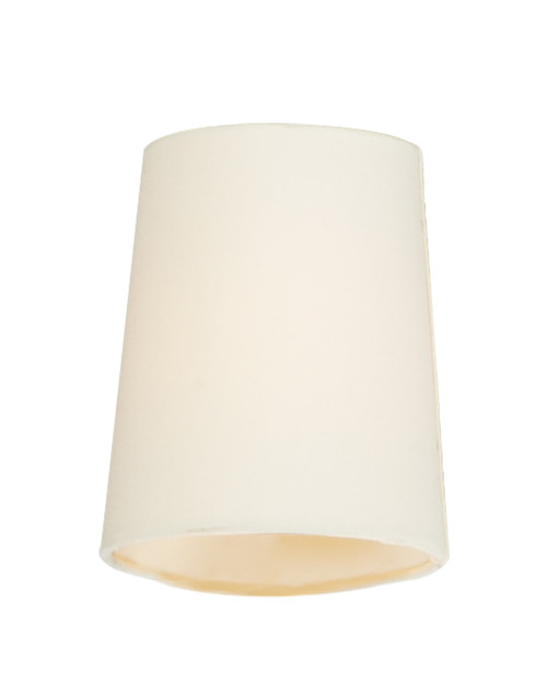 """Maxim Canvas Fabric Shade for 30305,6,7 D4""""x5""""xH6"""" in"""