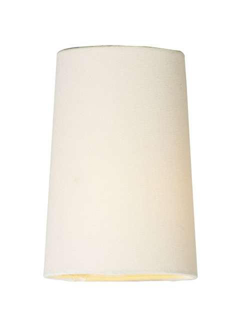 """Maxim Canvas Fabric Shade for 30301, D4.5""""x5.5""""xH8"""" in"""
