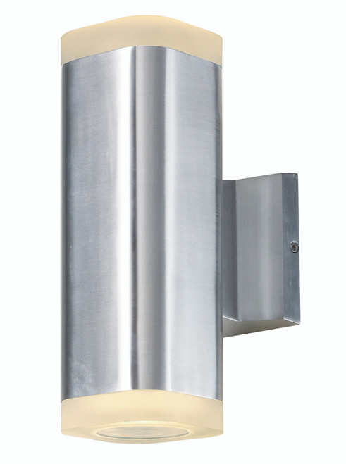 Maxim Lightray LED Wall Sconce in Brushed Aluminum