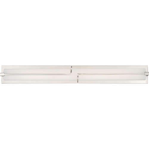 Quoizel Lateral Bath Light in Brushed Nickel Finish, PCLA8532BN
