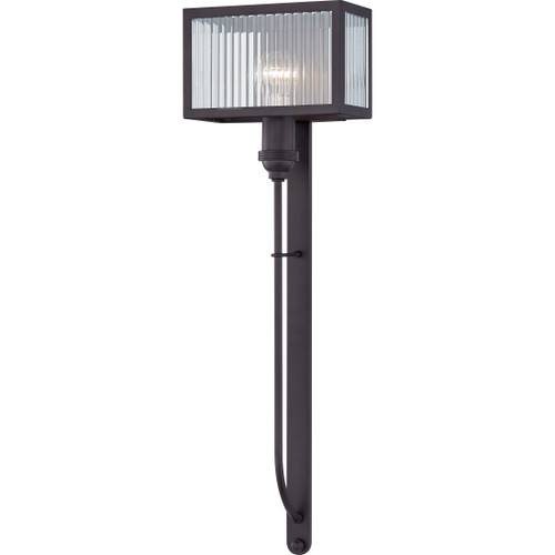 Quoizel 1 Light Tillman Wall Sconce in Old Bronze Finish, QW5296OZ