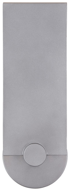 George Kovacs Flipout LED Wall Sconce in Sand Silver, P1235-295-L