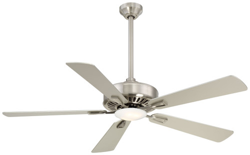 """Minka Aire Contractor Plus LED 52"""" 5 Blade Indoor Ceiling Fan with Remote Included"""